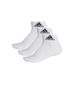Calcetines ADIDAS Performance Anckle Thin 3PP white